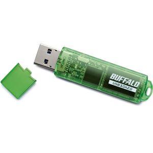 バッファロー USB3.0対応 USBメモリー スタンダードモデル 16GB グリーン RUF3-C16GA-GR f05