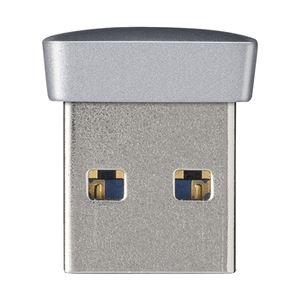 バッファロー USB3.0対応 マイクロUSBメモリー 8GB シルバー RUF3-PS8G-SV画像1