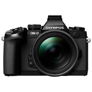 オリンパス ミラーレス一眼 OM-D E-M1 12-40mm F2.8 レンズキット (ブラック) OM-D E-M1LK1240F2.8 - 拡大画像