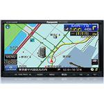 パナソニック(家電) 7V型ワイドVGA 2DIN AV/ワンセグ/CD内蔵SSDカーナビステーション CN-E205D