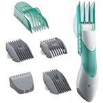 パナソニック(家電) 家庭用散髪器 カットモード 毛くず吸引 (緑) ER511P-G