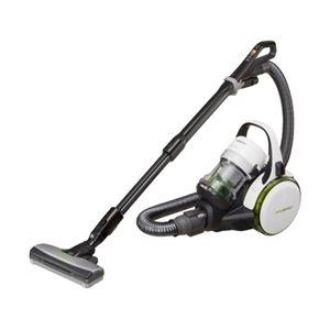 パナソニック(家電) 家庭用電気掃除機 サイクロン式 (ホワイト) MC-HS500G-W - 拡大画像