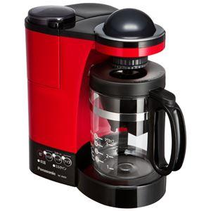 パナソニック(家電) コーヒーメーカー(レッド) NC-R400-R