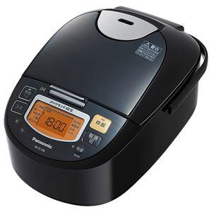 パナソニック(家電) IHジャー炊飯器(ステンレスブラック) SR-FC106-K