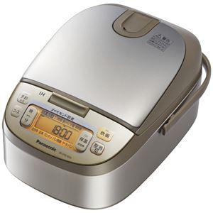 パナソニック(家電) IHジャー炊飯器 1.0L (ゴールド) SR-HVE1050-N