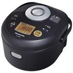 パナソニック(家電) IHジャー炊飯器 0.54L (ブラック) SR-KB055-K