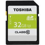 東芝(家電) SDHCメモリカード 32GB SDAR40N32G
