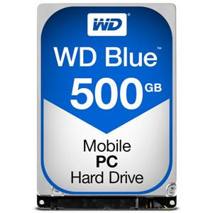 WESTERN DIGITAL 3.5インチ内蔵HDD 500GB SATA 6.0Gb/s 7200rpm 32MB WD5000AZLX - 拡大画像
