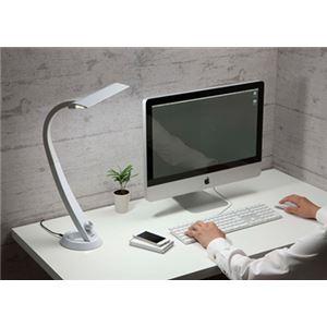 ツインバード工業 LEDデスクライト Airl...の紹介画像6