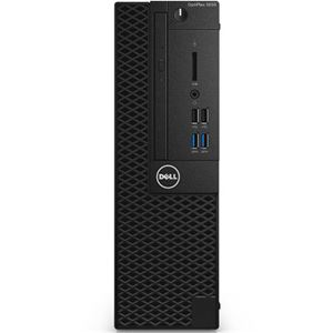 DELL OptiPlex 3050 SFF(Win7Pro32bit(10PDGR)/4GB/Corei3-6100/500GB/DVD+/-RW/1年保守/Officeなし) DTOP034-002N1