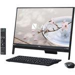NECパーソナル LAVIE Desk All-in-one - DA570/GAB ファインブラック PC-DA570GAB