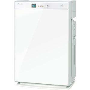 ダイキン 加湿ストリーマ空気清浄機 (ホワイト) MCK70T-W