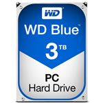 WESTERN DIGITAL WD Blueシリーズ 3.5インチ内蔵HDD 3TB SATA3(6Gb/s) 5400rpm64MB WD30EZRZ-RT