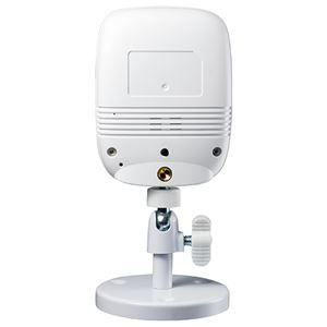 プラネックスコミュニケーションズ ネットワークカメラ 【スマカメ ムーンライト】 高感度センサー・音声双方向対応 CS-QR220