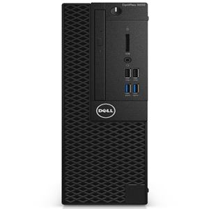 DELL OptiPlex 3050 SFF(Win10Pro64bit/4GB/CeleronG3930/500GB/DVD+/-RW/1年保守/Personal 2016) DTOP034-004P61