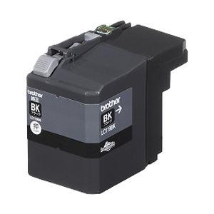 ブラザー工業 インクカートリッジ大容量タイプ (黒) LC119BK