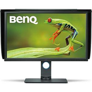 ベンキュー フリッカーフリー 31.5型 3840x2160(4K UHD)カラーマネージメント液晶ディスプレイ SW320