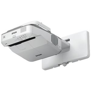 エプソン ビジネスプロジェクター/超短焦点壁掛け対応モデル/3500lm/XGA/約5.7kg EB-680
