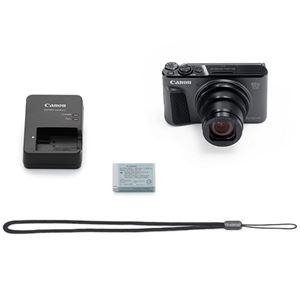 キヤノン デジタルカメラ PowerShot SX730 HS (ブラック) 1791C004