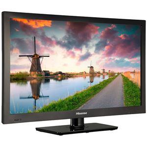Hisense 24型ハイビジョン液晶テレビ デジタル3波 LEDバックライト搭載 外付HDD録画機能 HJ24K3121
