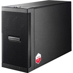 アイ・オー・データ機器 長期保証&保守サポート対応 カートリッジ式2ドライブ外付ハードディスク 16TB