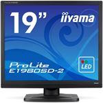 iiyama 19型液晶ディスプレイ ProLite E1980SD-2 (LED) マーベルブラック E1980SD-B2