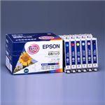 エプソン インクカートリッジ 6色パック (PM-G800/G700/D750/A850用) IC6CL32
