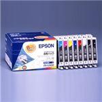 エプソン インクカートリッジ 8色パック IC8CL33