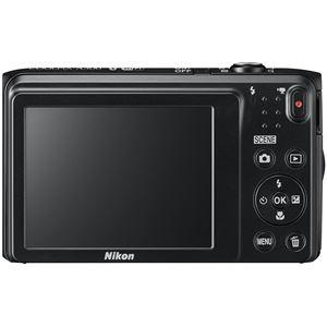 ニコン デジタルカメラ COOLPIX A300 ブラック COOLPIXA300BK