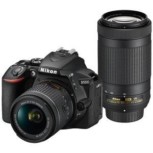 ニコン デジタル一眼レフカメラ D5600 ダブルズームキット D5600WZ