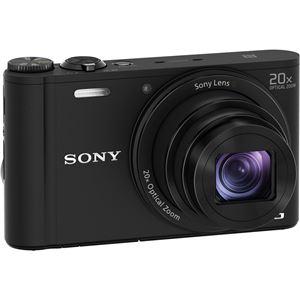 SONY デジタルスチルカメラ Cyber-shot WX350 (1820万画素CMOS/光学x20)ブラック DSC-WX350/B