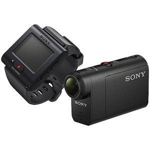 SONY デジタルHDビデオカメラレコーダー アクションカム ライブビューリモコンキット付き HDR-AS50R