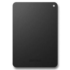 バッファロー 耐衝撃対応 USB3.1(Gen1)/USB3.0用 ポータブルHDD 3TB ブラック HD-PNF3.0U3-GBE