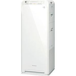 ダイキン 加湿ストリーマ空気清浄機 (ホワイト) MCK55T-W