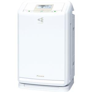 ダイキン 除加湿ストリーマ空気清浄機 クリアフォースZ (ホワイト) MCZ70T-W