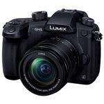 パナソニック デジタル一眼カメラ LUMIX GH5 レンズキット (ブラック) DC-GH5M-K