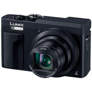 パナソニック デジタルカメラ LUMIX TZ90 (ブラック) DC-TZ90-K - 拡大画像