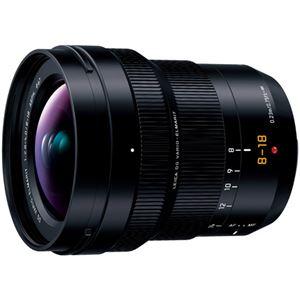 パナソニック デジタル一眼カメラ用交換レンズ LEICA DG VARIO-ELMARIT8-18mm/F2.8-4.0 ASPH. H-E08018 - 拡大画像