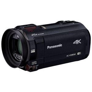 パナソニック デジタル4Kビデオカメラ (ブラック) HC-VX985M-K - 拡大画像