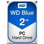 WESTERN DIGITAL WD Blueシリーズ 3.5インチ内蔵HDD 2TB SATA3(6Gb/s) 5400rpm64MB WD20EZRZ-RT