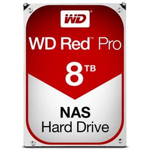 WESTERN DIGITAL WD Red Proシリーズ 3.5インチ内蔵HDD 8TB SATA6.0Gb/s 7200rpm128MB WD8001FFWX - 拡大画像