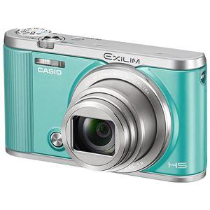 カシオ計算機 デジタルカメラ HIGH SPEED EXILIM EX-ZR1800 ブルー EX-ZR1800BE - 拡大画像