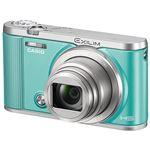 カシオ計算機 デジタルカメラ HIGH SPEED EXILIM EX-ZR1800 ブルー EX-ZR1800BE