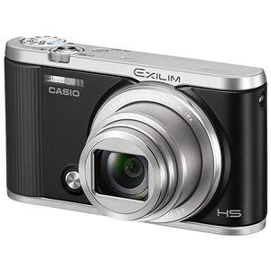 カシオ計算機 デジタルカメラ HIGH SPEED EXILIM EX-ZR1800 ブラック EX-ZR1800BK - 拡大画像