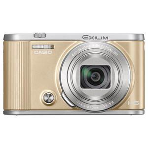 カシオ計算機 デジタルカメラ HIGH SPEED EXILIM EX-ZR1800 ゴールド EX-ZR1800GD