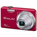 カシオ計算機 デジタルカメラ EXILIM EX-ZS29 レッド EX-ZS29RD