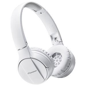 パイオニア Bluetoothヘッドホン ホワイト SE-MJ553BT-W