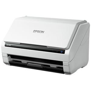 エプソン A4シートフィードスキャナー/両面同時読取/A4片面35枚/分(200/300dpi) DS-530 - 拡大画像