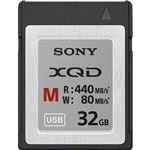SONY XQDメモリーカード Mシリーズ 32GB QD-M32A