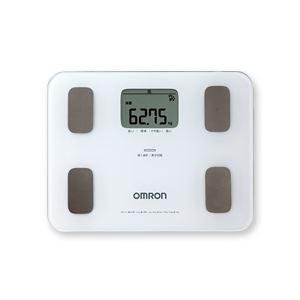 オムロン 体重体組成計 カラダスキャン (ホワイト) HBF-251-W